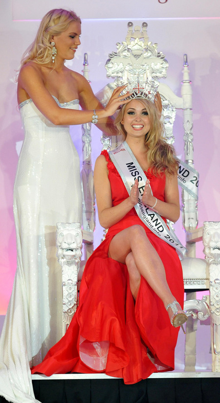 Miss England World 2011