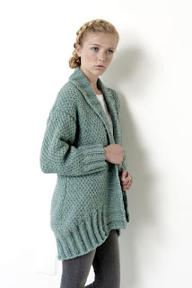 cardigan-tricot-gratuit-point-riz