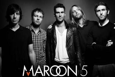 Jadwal Dan Harga Tiket Konser Maroon 5 Di Jakarta 5 Oktober 2012