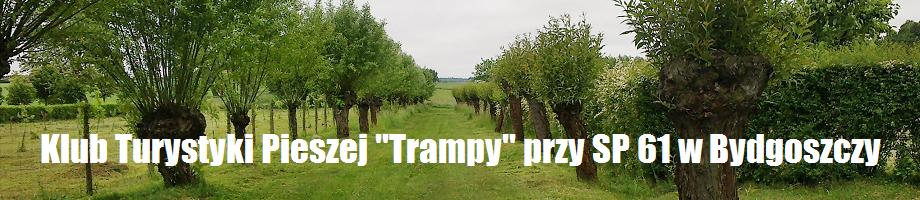 """Klub Turystyki Pieszej """"Trampy"""" przy SP 61 w Bydgoszczy"""