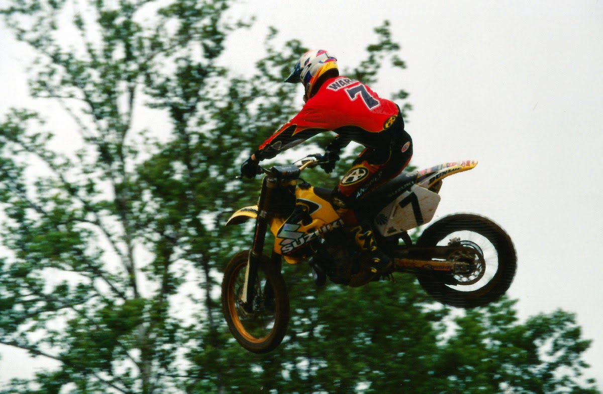Larry Ward Budds Creek 1999