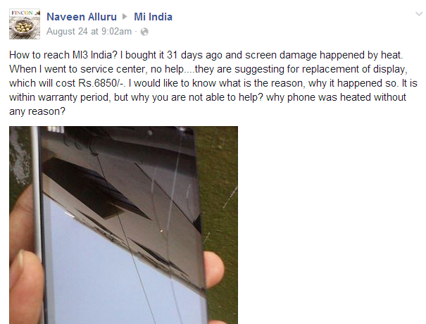 Xiaomi Mi3 Review - TechProbeX