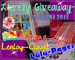 Lovely Giveaway..