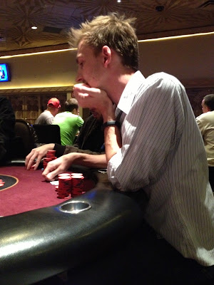 paul las vegas poker texas hold em