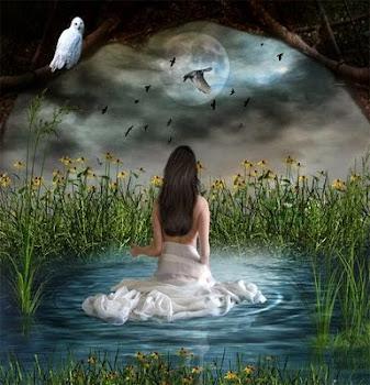 CÂNCER, mergulho interior, início da Magia-clicar imagem