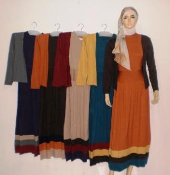 Grosir Baju Muslim Murah Online Tanah Abang Gamis Anak