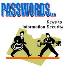 keamanan password