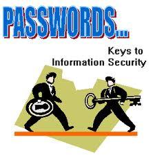 keamanan password