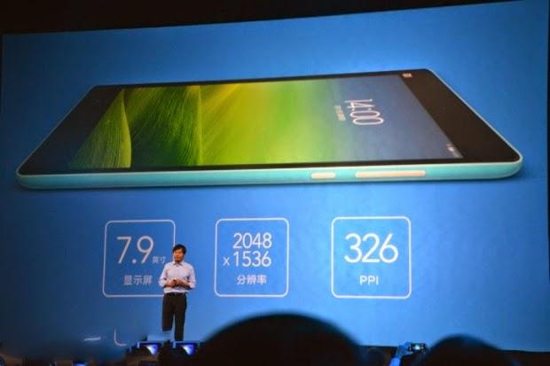 Xiaomi Mi Pad İnceleme