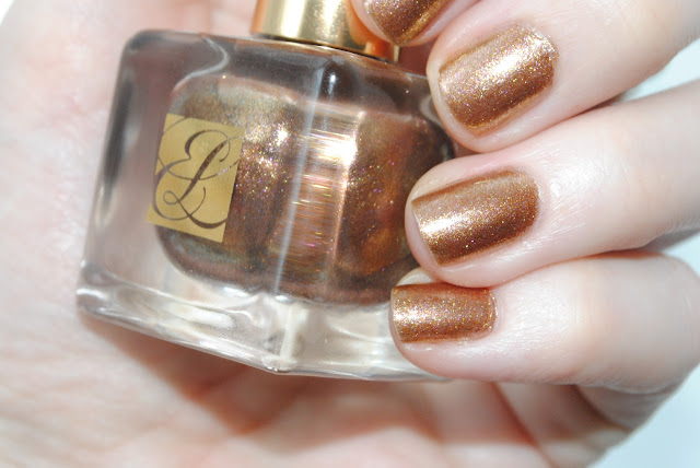 Estee Lauder Pure Color Nail Lacquer Metal Mania Collection - Nouveau Riche