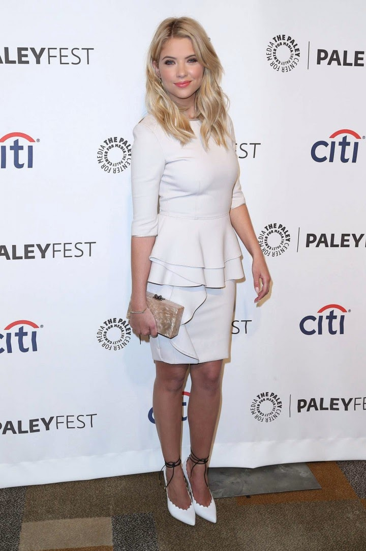 Ashley Benson Lucy Hale And Shay Mitchell At The Pretty