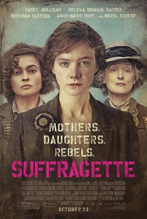 Poster Suffragette 2015