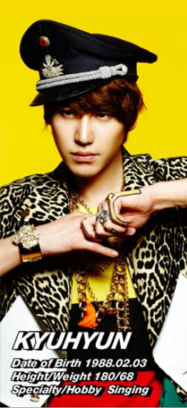 Kyuhyun Mr. Simple