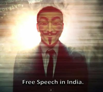 Anonymous India