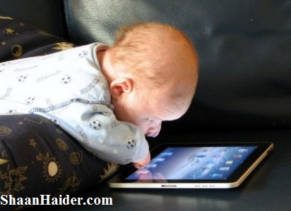 Kid with iPad - Top Gadgets for Technology Loving Kids