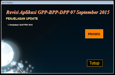 Aplikasi GPP 7 September 2015