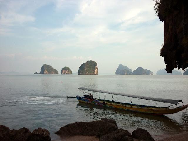 come arrivare a Phang Nga Bay