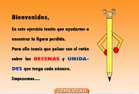 http://www.microcursos.es/ODE/1pri/decenas/Decenas3/1/start.html