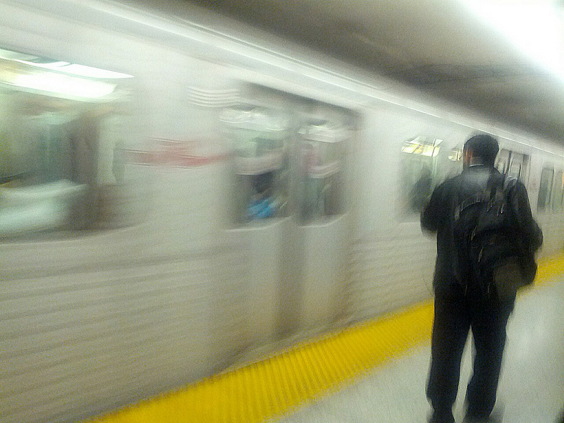 TTC report shows extent of rush hour overcrowding - YouTube