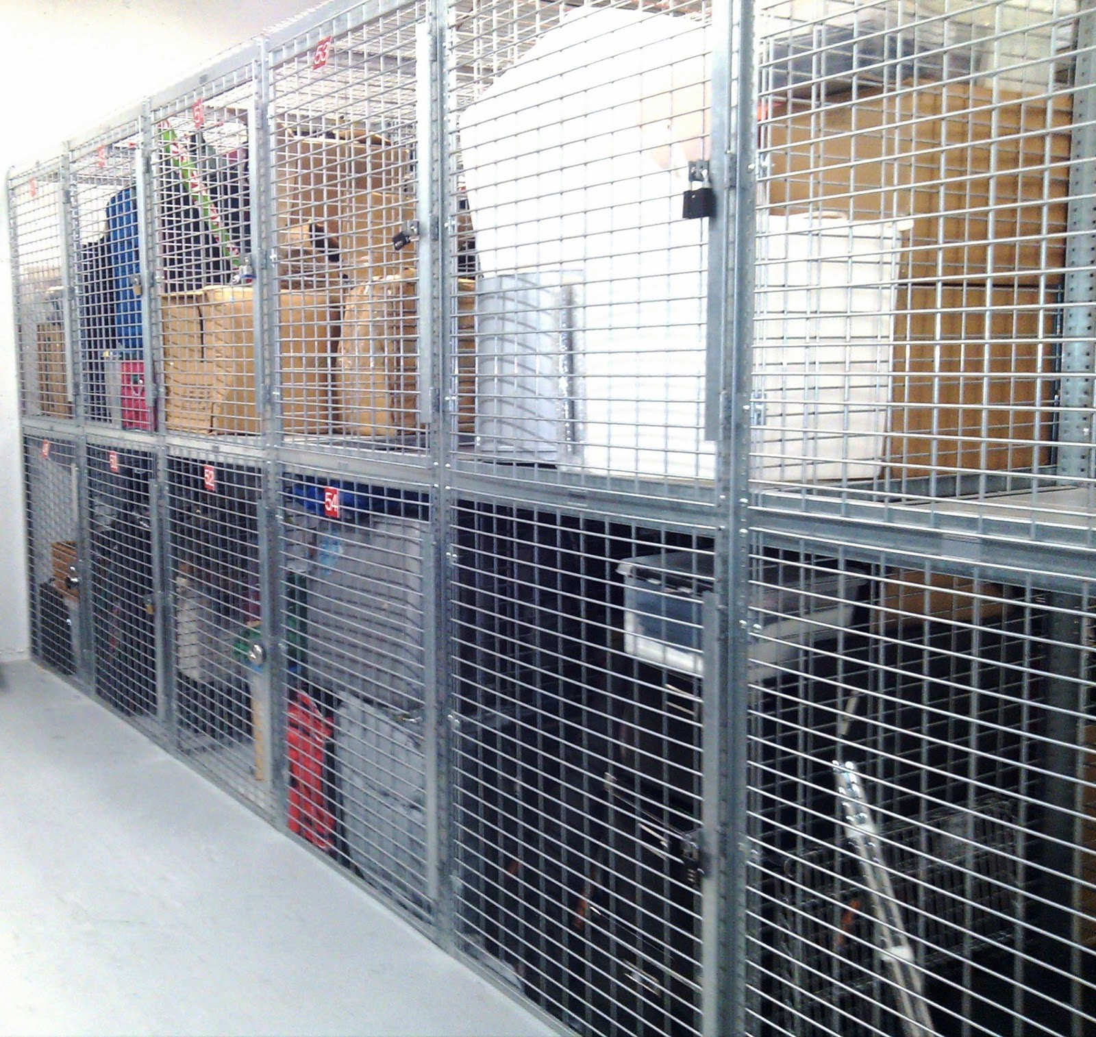 Tenant Storage Cages Brooklyn Ny P 917 837 0032