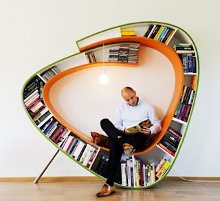 Creative Design Bookworm