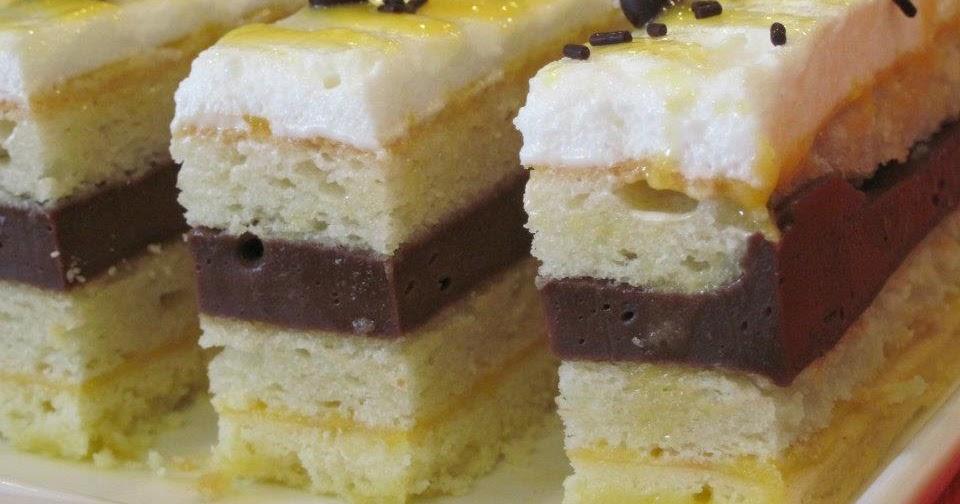 Tokyo Desserts Layered Cake With Chocolate Ganache