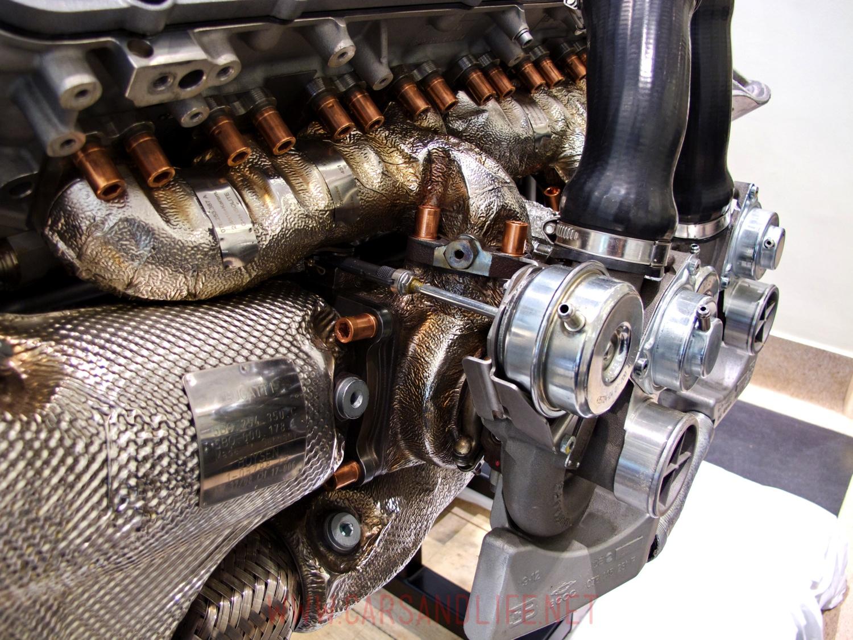 W24 Engine Bugatti Bugatti Veyron W16 Eng...