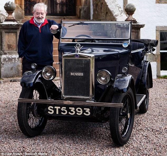 The Oldest Morris Minor Cars