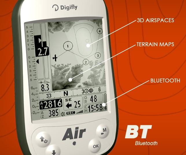Digifly AIR BT