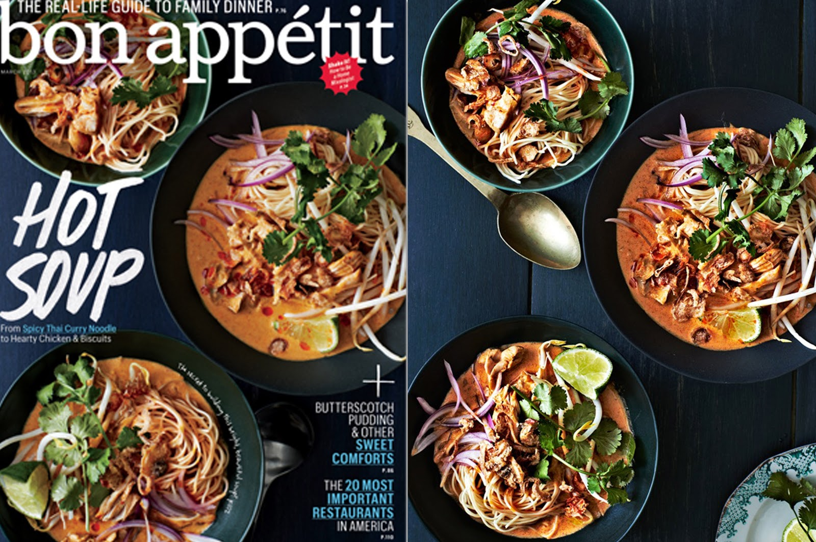 ... northern Thai-inspired soup surprising depth of flavor - Bon Appetit