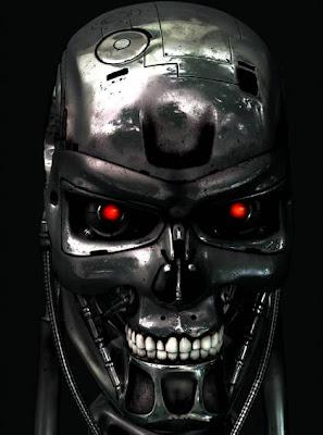 otak buatan robot cyborg
