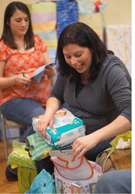 juegos y actividades para el baby shower