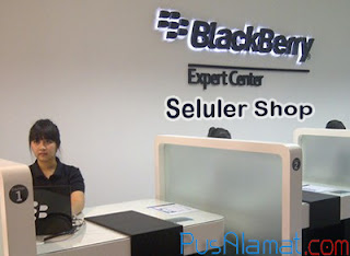 Alamat Seluler Shop Service Center Blackberry Indonesia