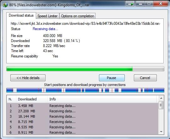 Cara Mempercepat Download