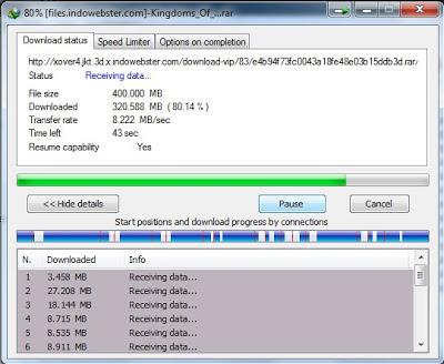 Cara Mempercepat Download DI IDM Terbaru