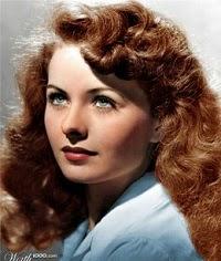 Jeanne Crain, tan guapa o más que La Tierney