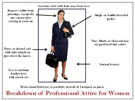 Simple Job Interview Dress Code  Dressing For An Interview WOMENMEN