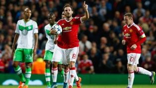 Juan Mata Man of the Match