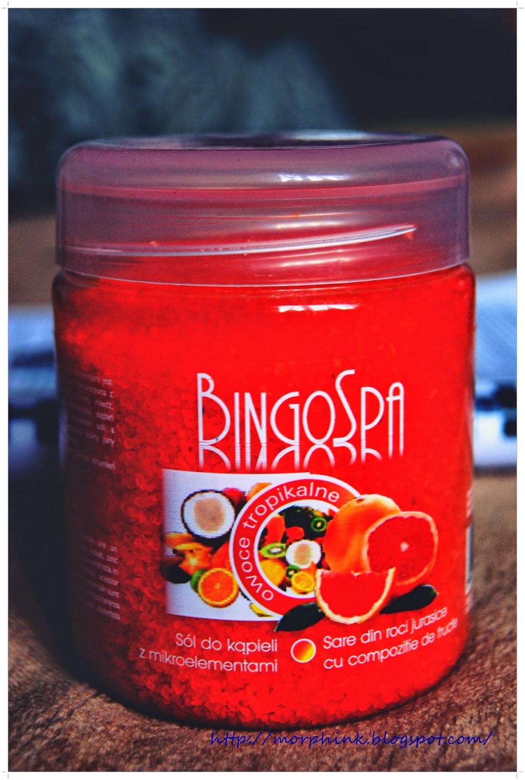 Sól do kąpieli BingoSpa