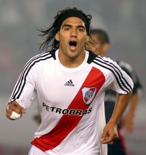 Radamel Falcao García (1986): futbolista colombiano