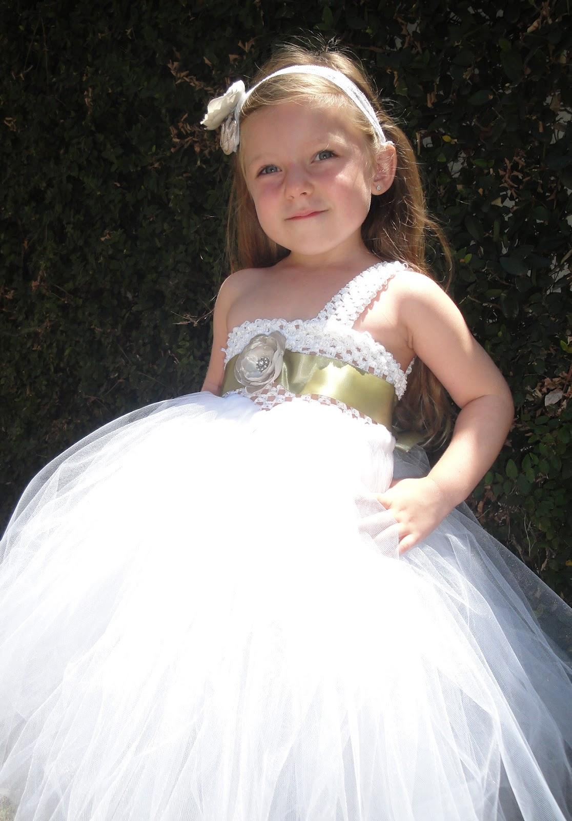 Baby Girl Flower Girl Tutu Dresses Flower Girl Tutu Dresses
