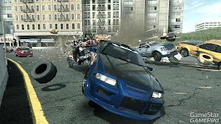 ตัวอย่างเกมส์ FlatOut 3: Chaos And Destruction