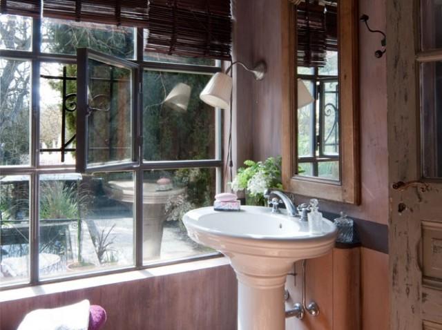 Boiserie c maggio 2012 - Salle de bain vintage design ...