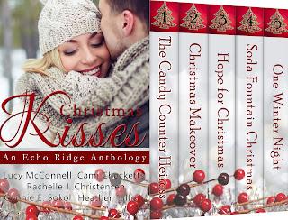#1 Best-Seller CLEAN Christmas novel!