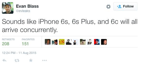 Gajet Apple Bakal Melancarkan Juga iPhone 6c 2