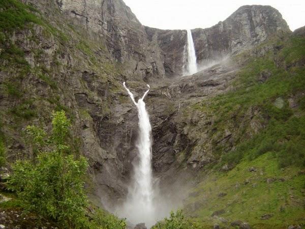 Mardalsfossen, Norway