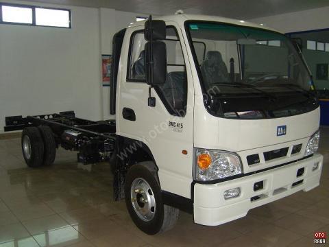 OTORAMA; Otomotiv Blogu: Yeni BMC 415