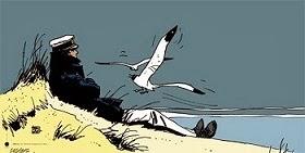 Corto Maltese, una ballata del mare salato..