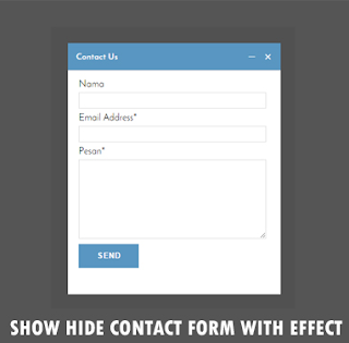show-hide-contact-form-effect-blogger