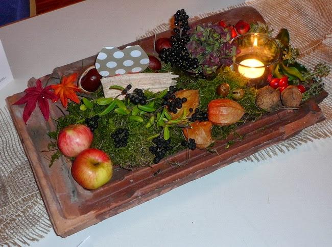 Infopost  Kreativ mit Stempel! Herbstdeko mit Eulen